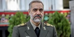Defense Minister of Iran
