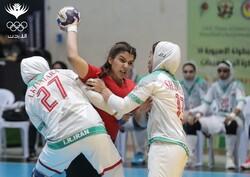 Iran unable to advance to 2021 Asian Women's Handball C'ship final