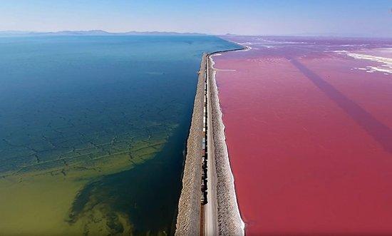 Lake Urmia shrinks by over 1,500 km2