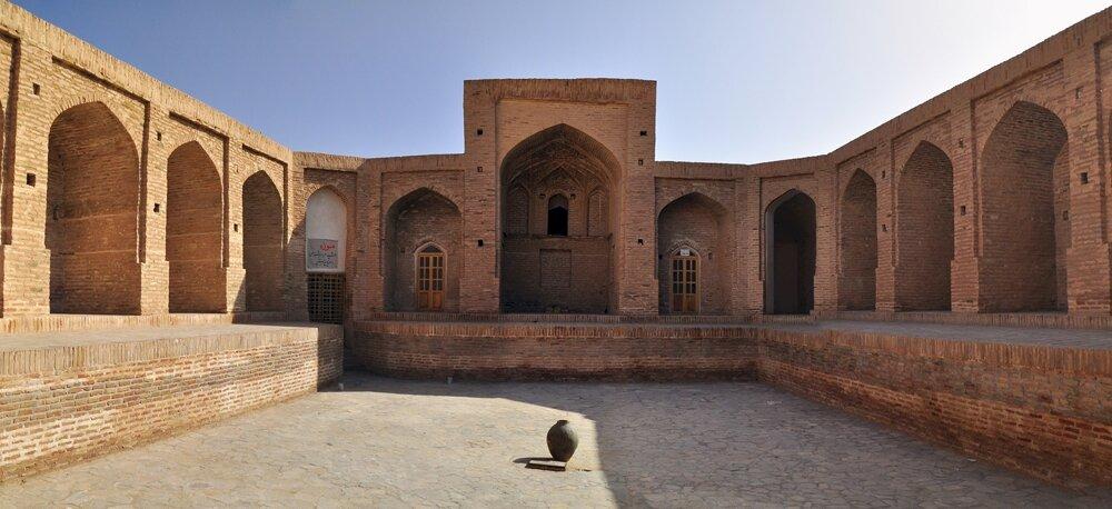 Sarayan caravanserai restored to former glory