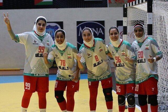 Iran advance to World Women's Handball C'ship