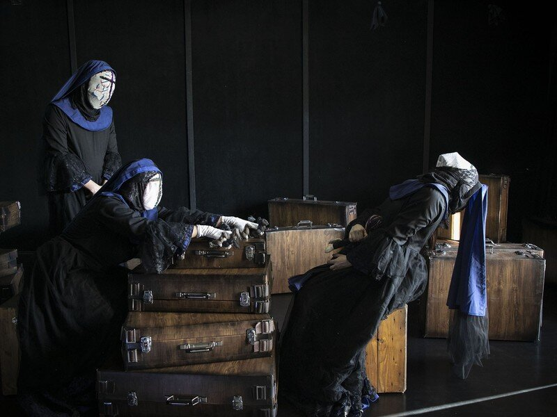 """Iranian puppeteers to build """"The House of Bernarda Alba"""" at Charleville-Mézières festival"""