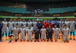 U21 volleyball