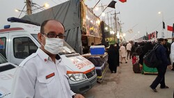 Medical emergency measures for Arbaeen pilgrims