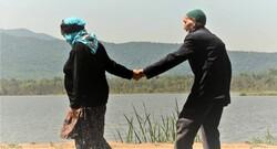 """I Won't Remain Alone"" by Iranian filmmaker Yaser Talebi."