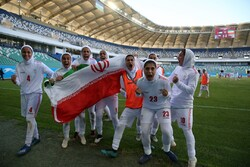Iran advance to 2022 AFC Women's Asian Cup