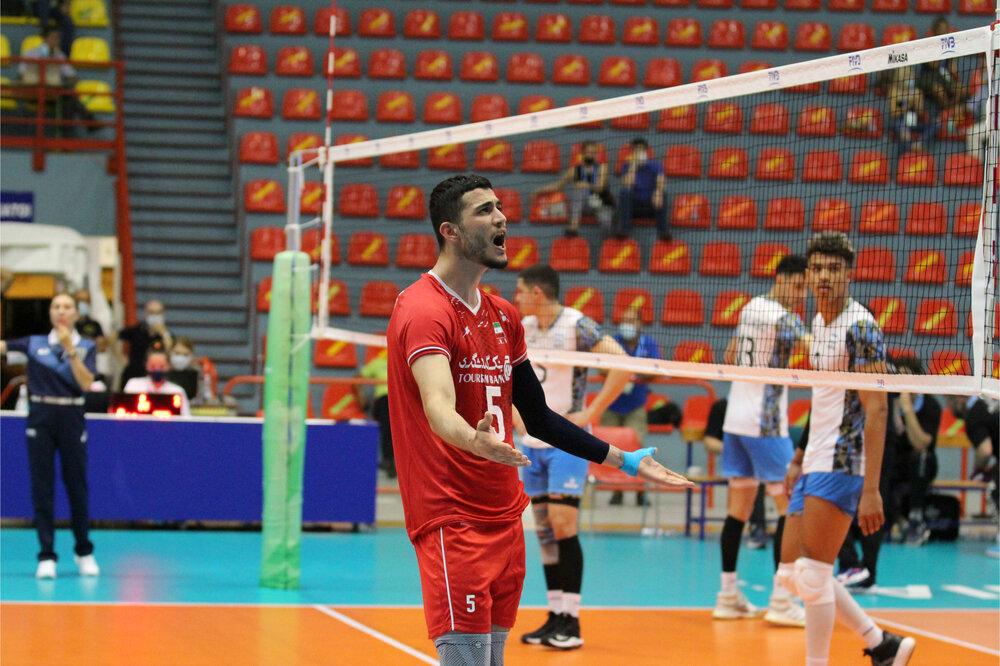 Iran rout Morocco at 2021 FIVB U21 World C'ship