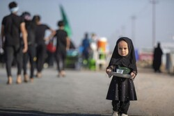 Over 80k Iranian pilgrims travel to Iraq to partake in Arbaeen procession