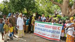 Mali appreciates IRCS for quality health services