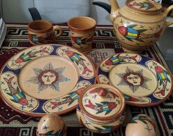 pottery of Mend