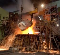 crude steel
