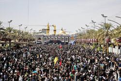 Arbaeen draws crowds to Karbala