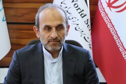 New managing director of Islamic Republic of Iran Broadcasting, Payman Jebelli, in an undated photo.