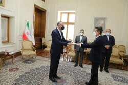 Amir Abdollahian Azerbaijan