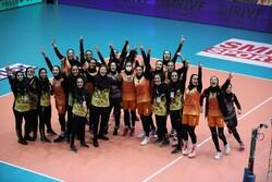 Saipa women volleyball team