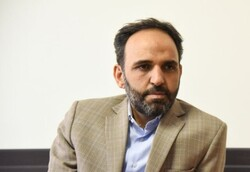New Deputy Culture Minister for Press Affairs, Farshad Mahdipur, in an undated photo.