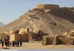 Zoroastrian Towers of Silence: abandoned, enigmatic but touristic