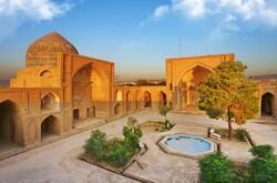 Jameh Mosque of Saveh