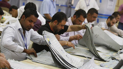 """Iraq election marred by """"lack of transparency"""""""