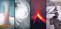 Natural disasters: environment's fate or revenge?