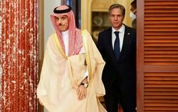 "Saudis ""serious"" in talks with Iran"