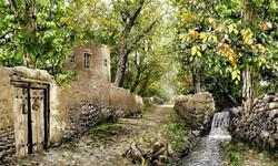 Historical gardens undergo restoration in Iranian county