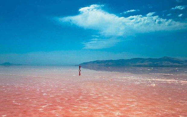Lake Urmia shrinks by 61cm