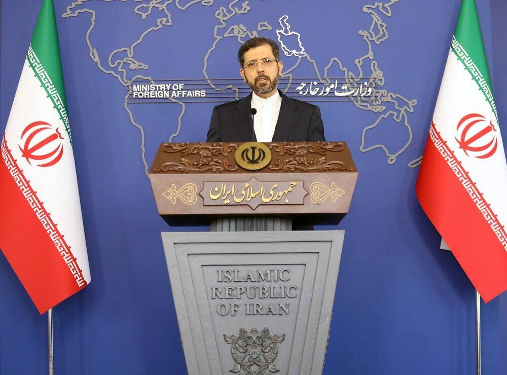 Iran rejects Azeri president's 'astonishing' claims