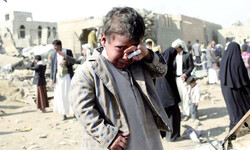 'Shameful milestone' in Yemen as 10,000 children killed from violence