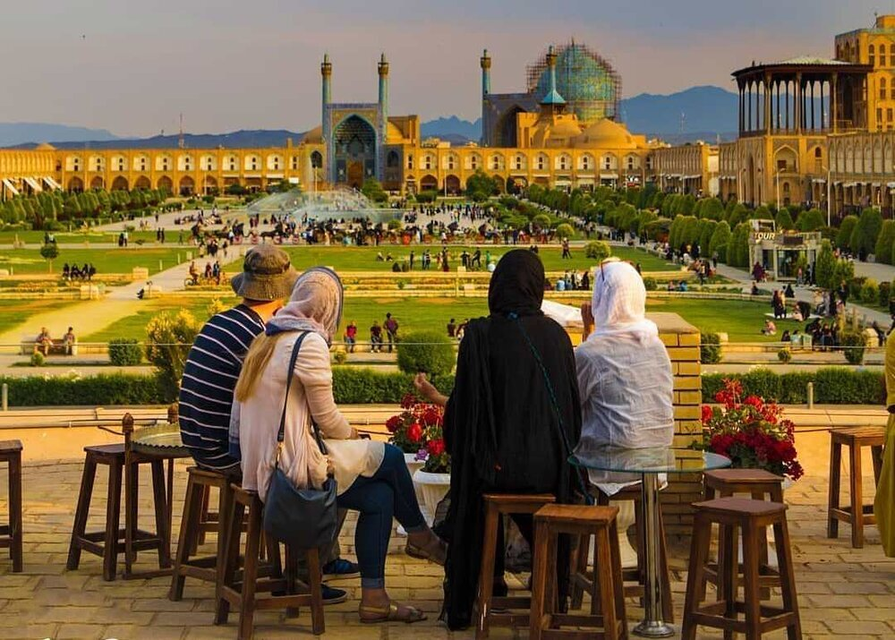 Iran tourism still holds its own despite virus restrictions, official says