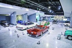Iran car museum inaugurated